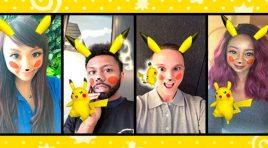 ¿Cómo aplicar el filtro de Pikachu en Snapchat?