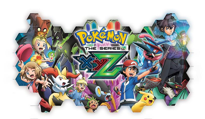 Pokemon XYZ Netflix