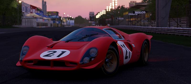 Project CARS 2 Ferrari
