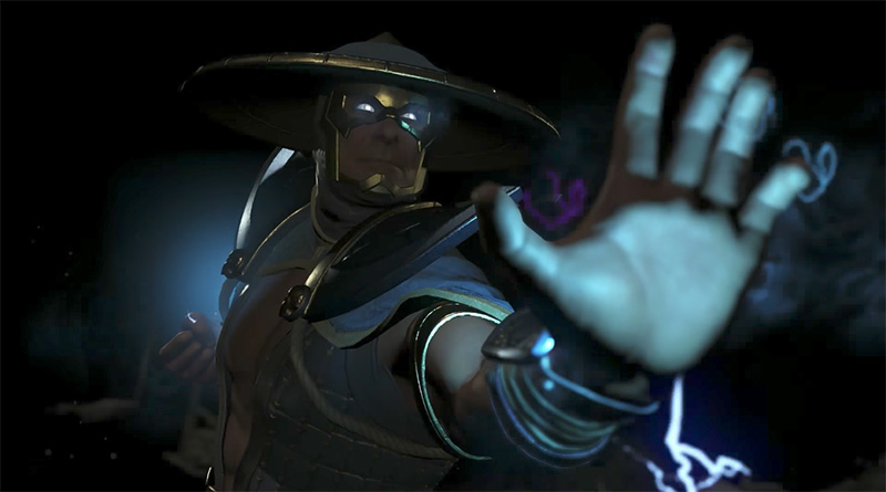 Raiden Injustice 2