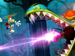 Rayman Legends Definitive Edition Switch