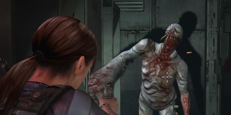 Resident Evil Revelations llegará a la actual generación de consolas