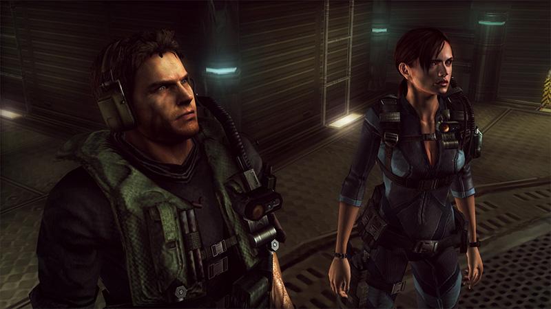 Resident Evil Revelations Xbox One