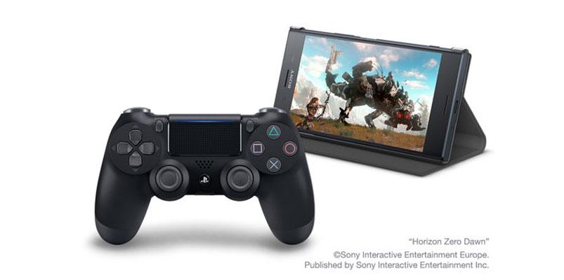 Sony Xperia XZs PS4