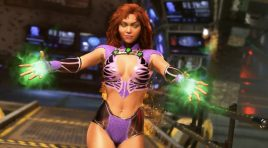 Starfire de Teen Titans ya está disponible en Injustice 2