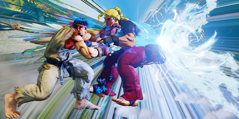 Reseña de Street Fighter V para PlayStation 4