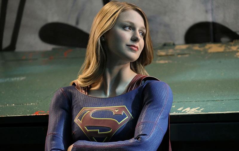 Supergirl 2 Netflix