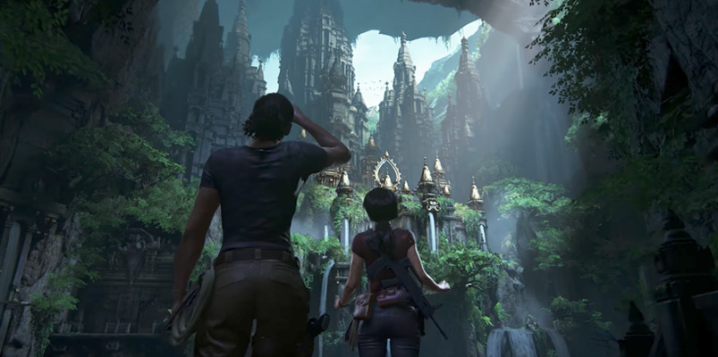 Tráiler de lanzamiento de Uncharted: The Lost Legacy