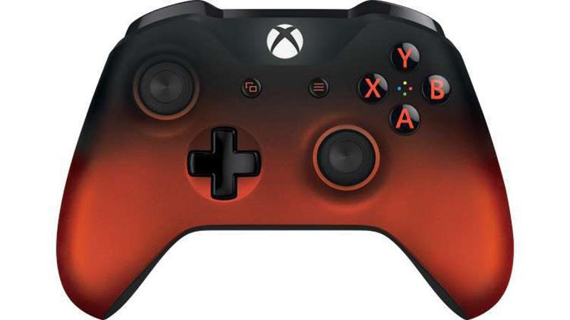 Xbox One Volcano Shadow