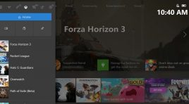 La nueva interfaz de Xbox One se podrá personalizar