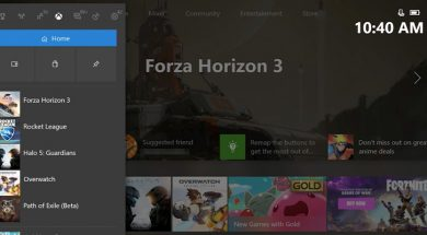 Xbox One personalizar