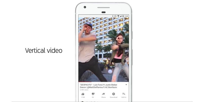YouTube estrena nuevo logo, imagen oscura y Material Design
