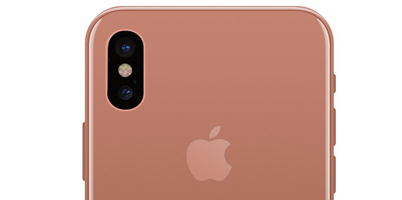 Blush Gold, así es el nuevo color que tendrá el iPhone 8