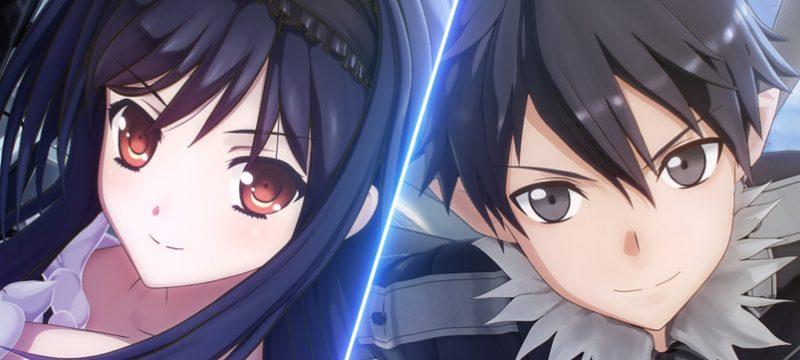 Accel World VS Sword Art Online