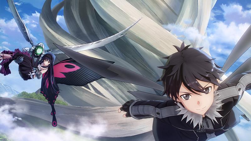 Accel World VS Sword Art Online Deluxe Edition personajes