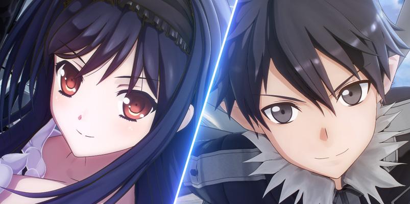 Accel World VS Sword Art Online Deluxe Edition listo en Steam