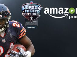 Amazon Prime Video Thursday Night Football