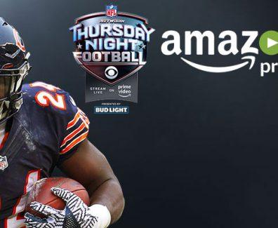 Amazon Prime Video Thursday Night Football