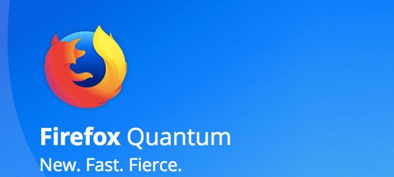 Beta Firefox Quantum