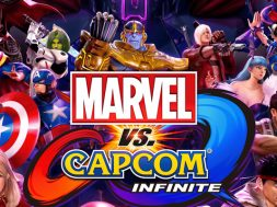Capcom Marvel vs Capcom Infinite personajes