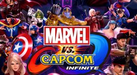 Todos los personajes que tendrá Marvel vs. Capcom Infinite en 2017