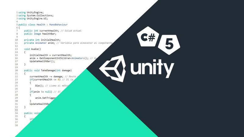 Desarrollar videojuegos unity