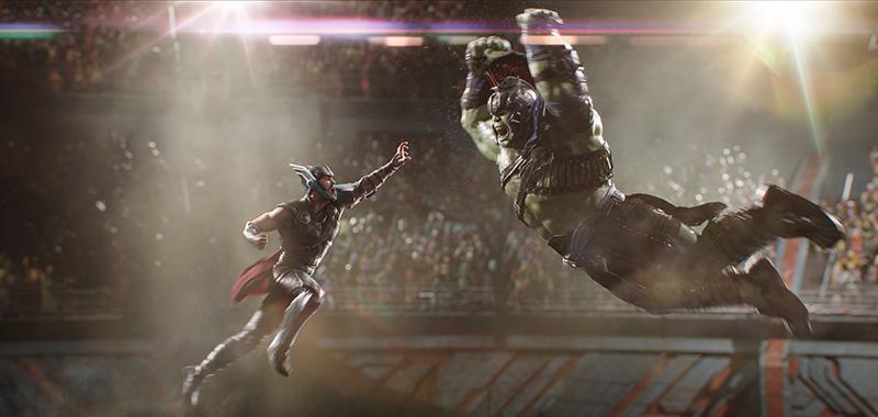 Dr. Strange Thor Ragnarok