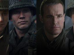Escuadron Call of Duty WWII