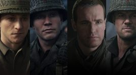 Conoce a tu escuadrón de apoyo en Call of Duty: WWII