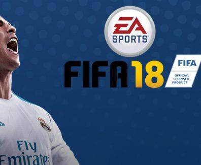 FIFA 18 29 septiembre