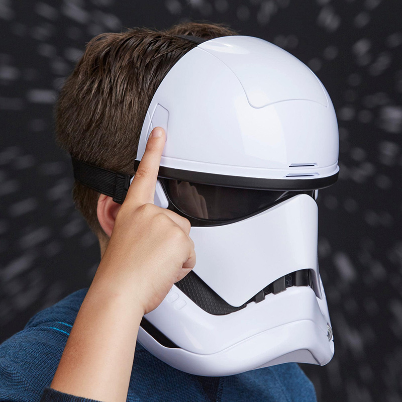 First Order Stormtrooper Electronic Mask