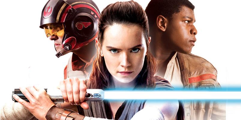 Hasbro presenta los juguetes de Star Wars: El Último Jedi