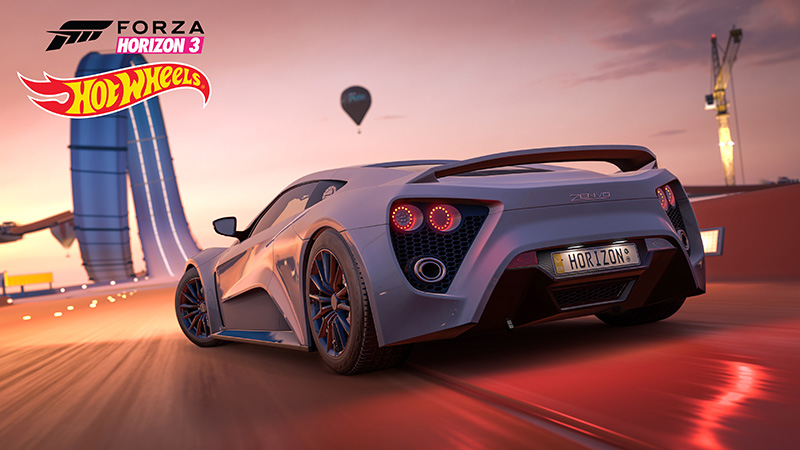 Forza Horizon 3 Hot Wheels Xbox One S