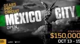 Regresa el Gears Pro Circuit a la Ciudad de México