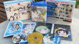 Así es la Edición Girls of Paradise del frenético juego Senran Kagura PBS