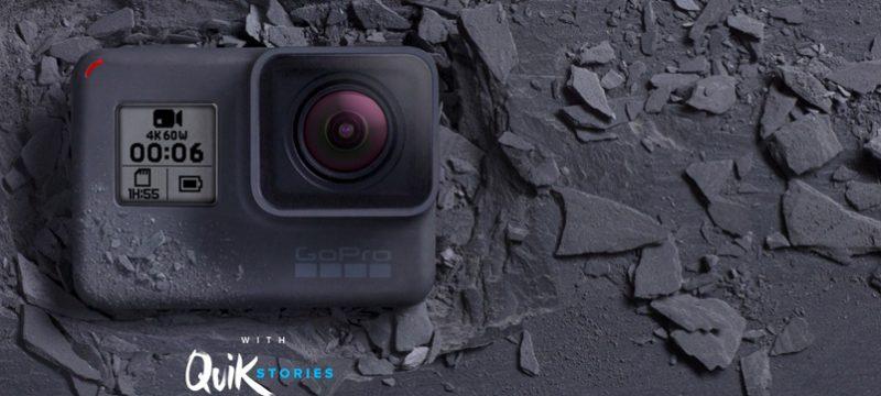 GoPro HERO6 Black caracterisiticas