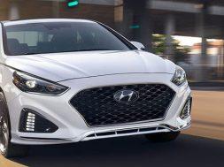 Hyundai Sonata 2018 Mexico