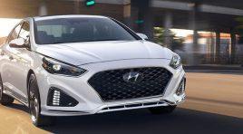 Hyundai Sonata 2018 llega a México con nuevo diseño