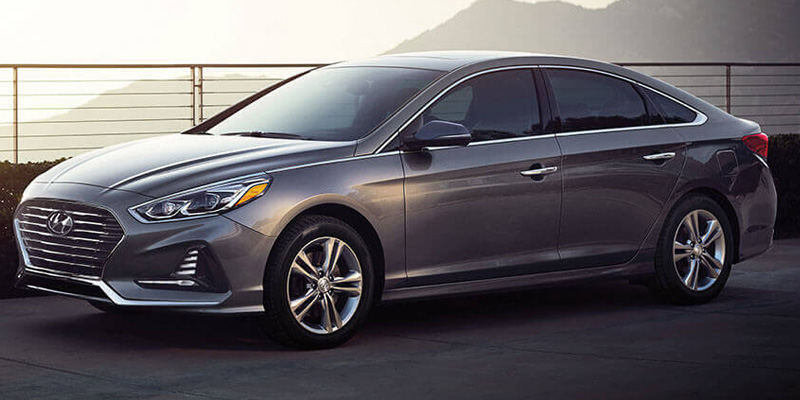 Hyundai Sonata 2018 lateral