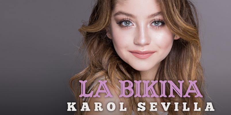 Karol Sevilla interpretará nueva versión de La Bikina