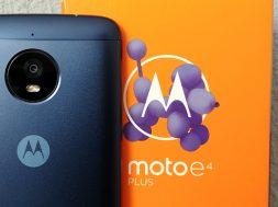 Moto E4 Plus 2017