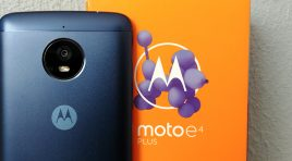 Reseña: Moto E4 Plus (Motorola XT1772)