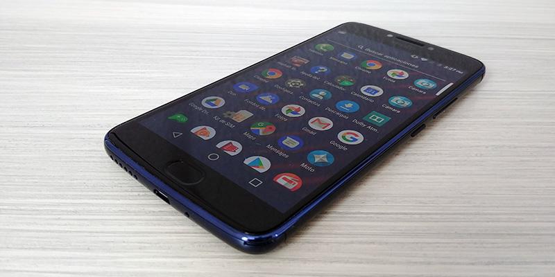 Moto E4 Plus 2017 android