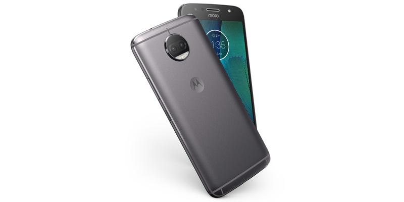 Moto G5S Plus Special Edition colores