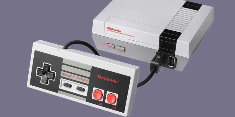 NES Classic Edition regresará a las tiendas en 2018