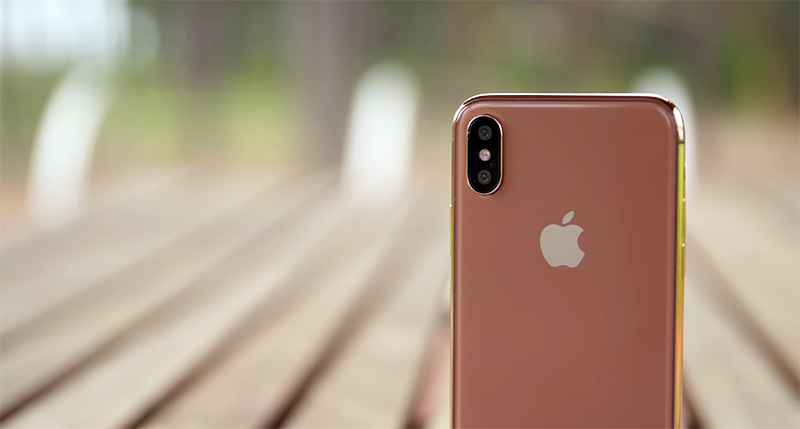 Nuevos iPhone 8 2017