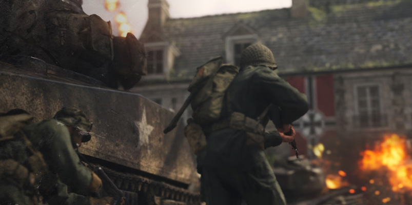 Requisitos Beta Abierta CoD WWII