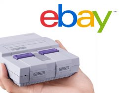 SNES Classic Edition eBay