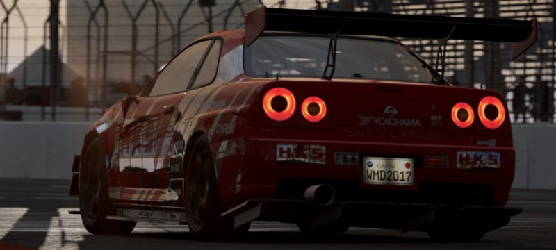 Skyline Project Cars 2