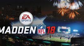 El soundtrack con el cual juegas mejor en Madden NFL 18